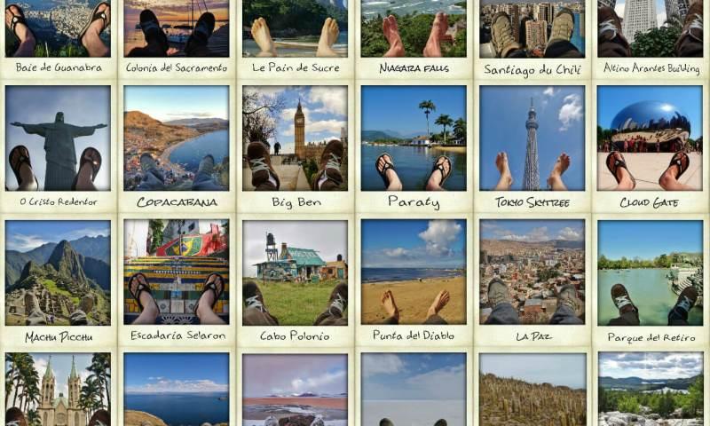 4 mois autour du monde