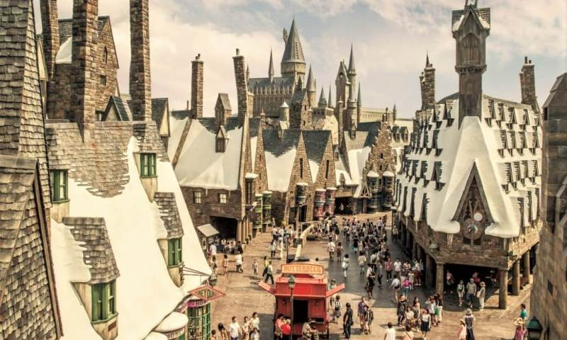 Hogsmead Village Japon