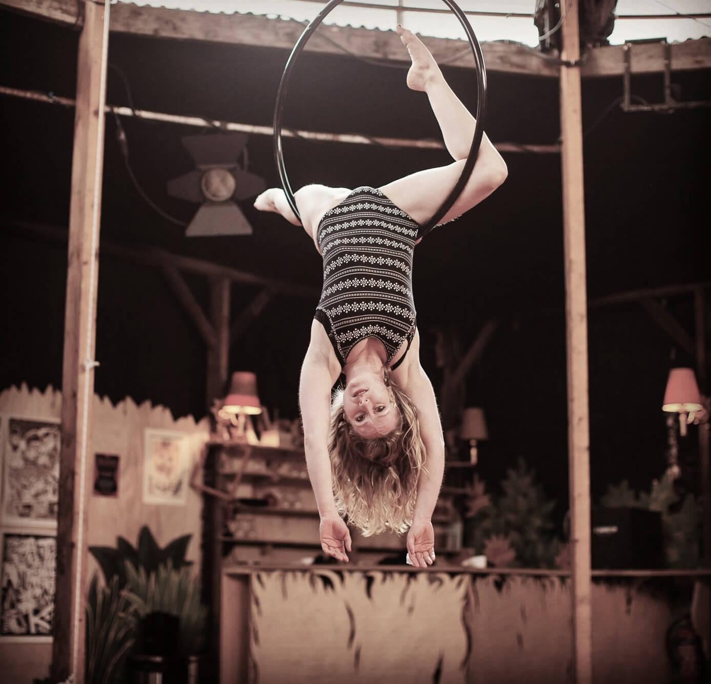Cerceau aérien - aerial hoop
