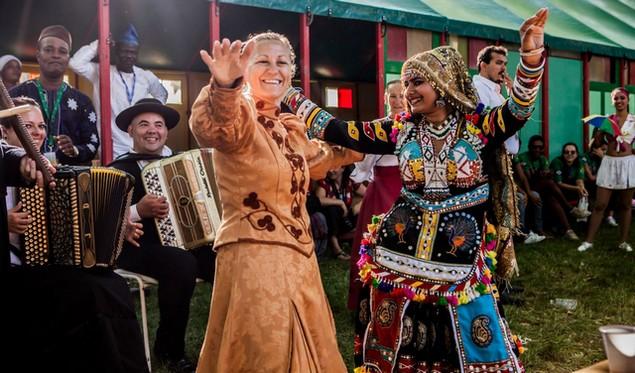 """Festival """"Les cultures du monde de Gannat"""""""