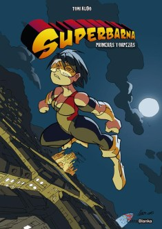 Superbarna: primeras torpezas (variant cover)