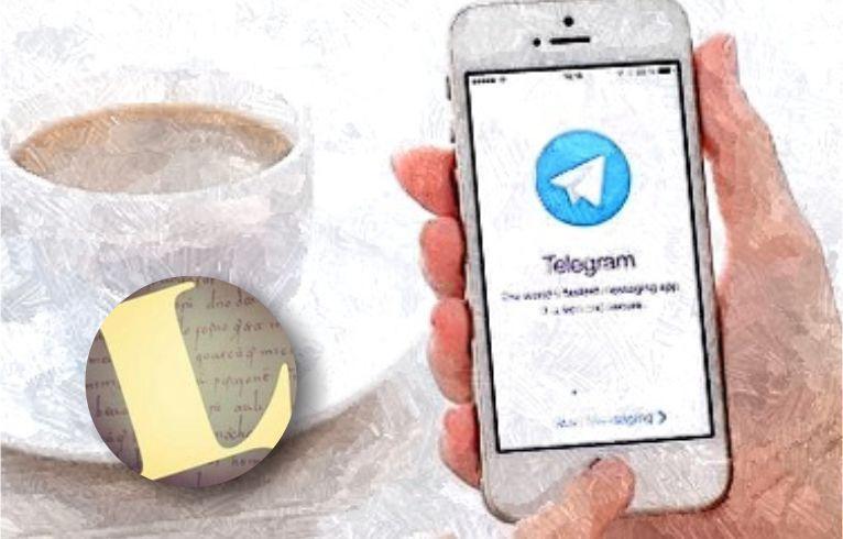 Letralia en Telegram