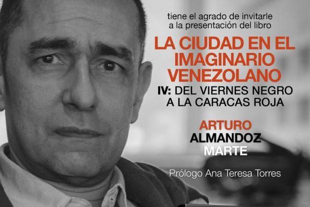 Arturo Almandoz Mars
