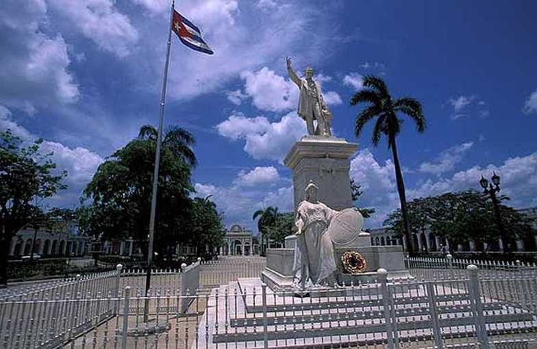 Estatua de José Martí