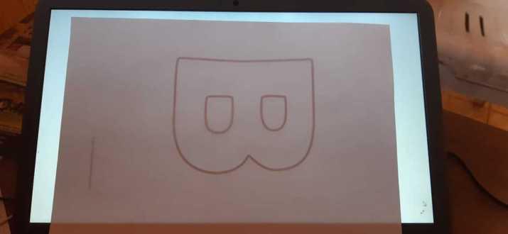 Como criar Moldes de Letras Para Recortar sem ter impressora?