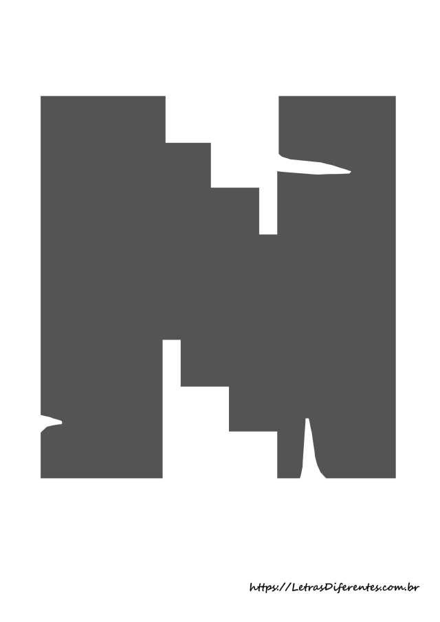 alfabeto letras n minecraft para imprimir (15)