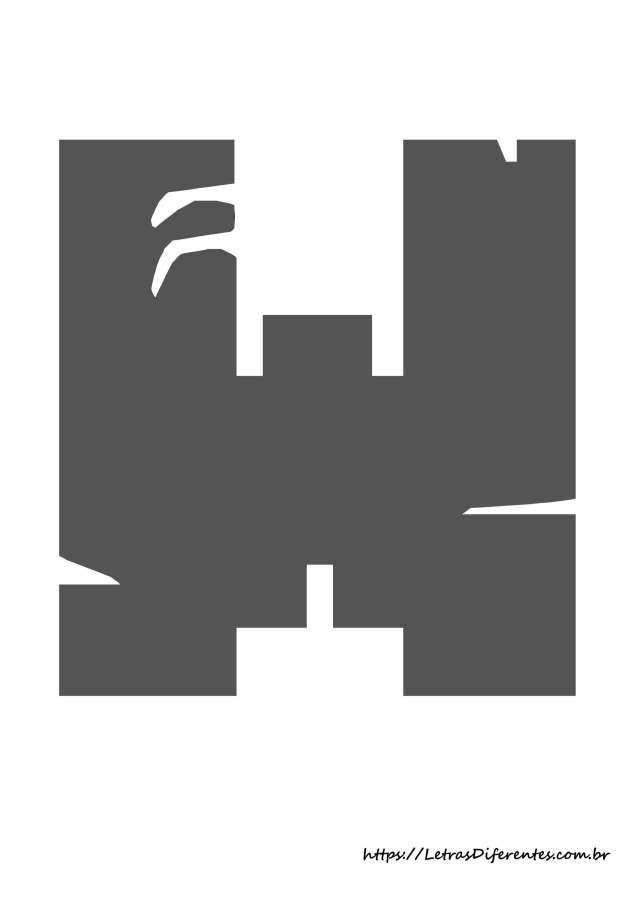 alfabeto letras w minecraft para imprimir (24)