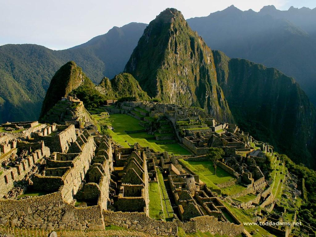 Ο δρόμος για το Machu Picchu