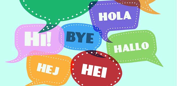 Dime qué idioma hablas y te diré quien eres