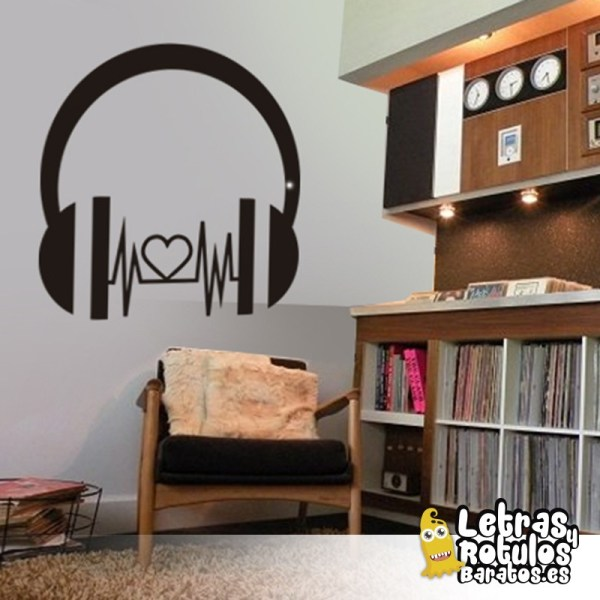 Latidos por la música
