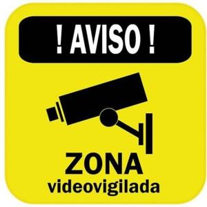 Zona Videovigilada