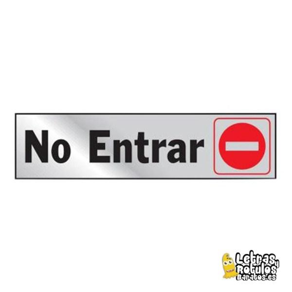 No Entrar