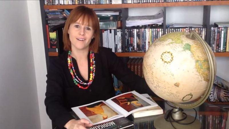 Simplemente Jeanne, la mujer que inspiró a Modigliani. Entrevista a Lorena San Miguel | Letra Urbana