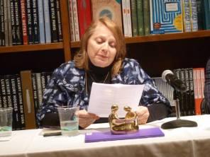 Marta Ghelman. Encuentros @ Books and Books. 2013