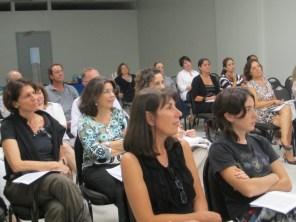 Letra Urbana Encuentros. BORGES. HALLANDALE CULTURAL CENTER. 2011