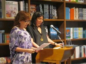 Gisela Savdie - Alejandra Czarny en Books and Books
