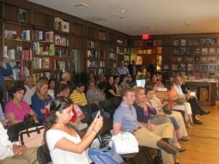 Letra Urbana Encuentros @ Books and Books. 2015