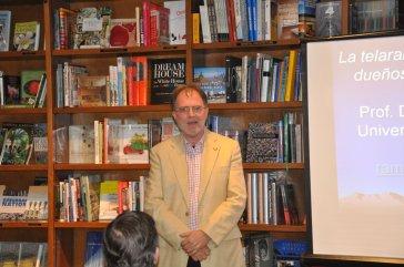 Dr. Ramón Reig. Letra Urbana Encuentros