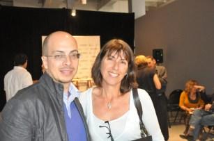 Jorge Volpi. Feria Internacional del libro 2011