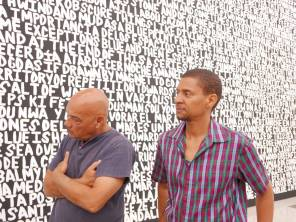 Tony Capellán y Tumelo Mosaka