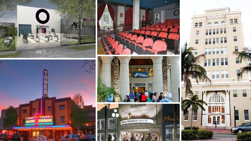 El arte de la curaduría y el resurgir de las cinematecas en Miami | Letra Urbana