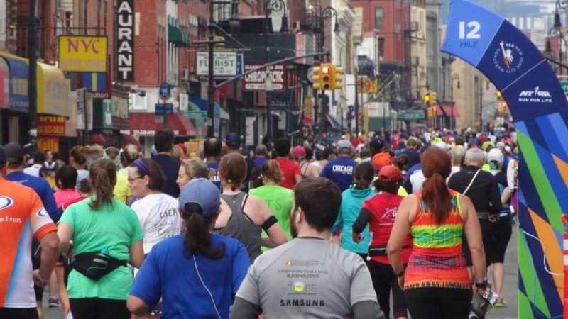 El running como observatorio social y cultural | Letra Urbana