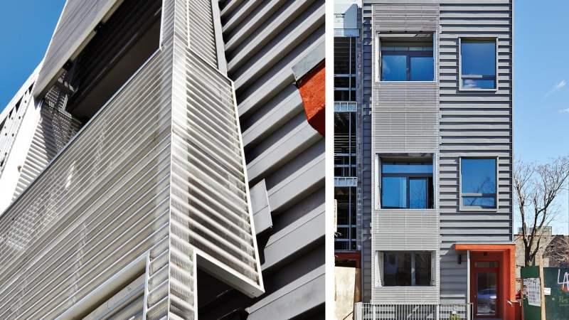 Arquitectura Sustentable | Letra Urbana