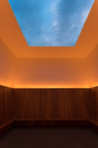 James Turrell , Meeting /2016 Light and space The Museum of Modern Art, New York Gift of Mark and Lauren Booth in honor of the 40th anniversary of MoMA PS1