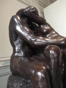 El Beso, 1889. Rodin