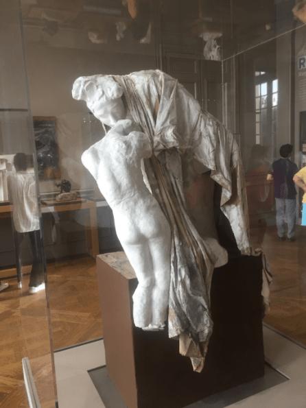 Instalación de Anselm Kiefer - Museo Rodin