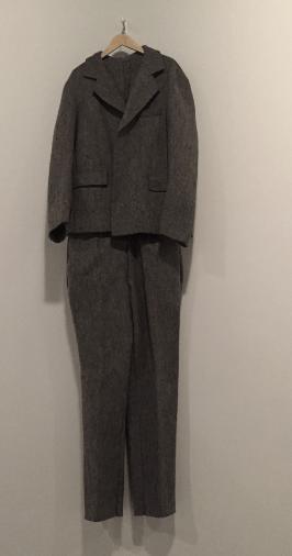 Traje de Felpa 1970 Joseph Beuys