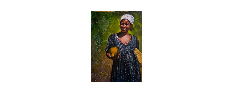 Mujeres de la tierra - Ana Candioti