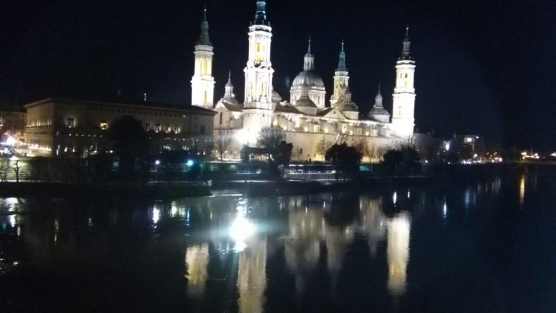 Zaragoza y la omnipresencia del Pilar | Letra Urbana
