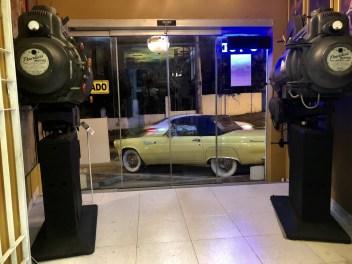 Las dos cámaras que originaron el museo