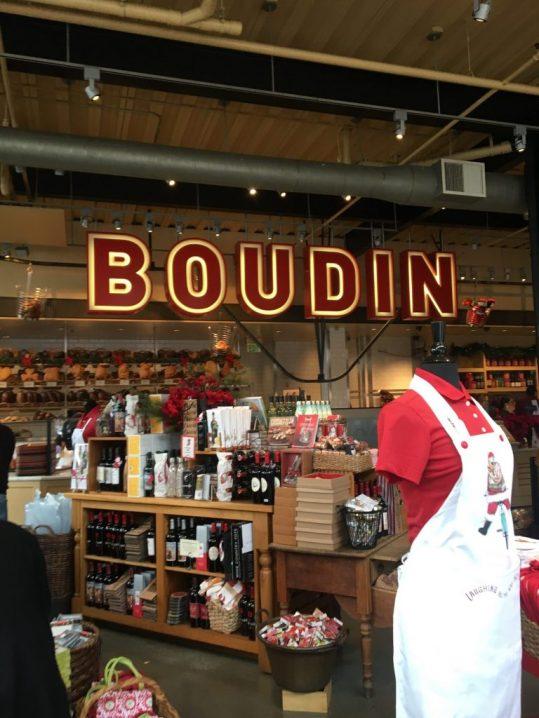 Boudin in San Francisco