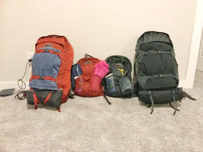 Osprey farpoint backpacks one of my favorite travel products