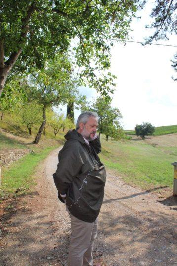 Villa Calcinaia Winery in Tuscany Italy