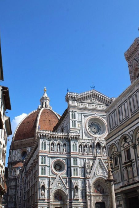 Santa Croce in Florence Italy