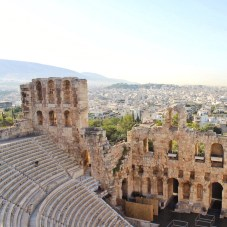 Theatre of Herrod Atticus Athens, Greece