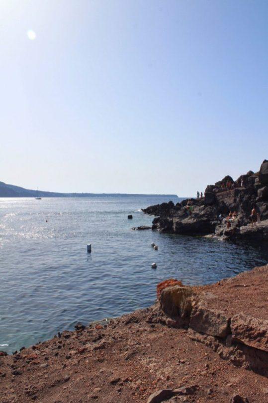 Amoudi Bay - Santorini