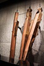 September 11 memorial museum steal beams in New York City