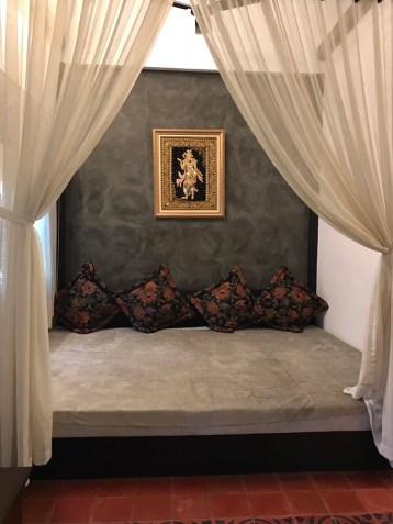 Our room at the Mulberry Boutique Hotel in Siem Reap Cambodia