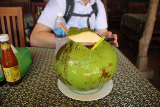Cambodia coconut