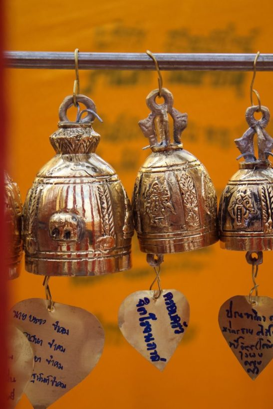Bells at Wat Phra That Doi Suthep