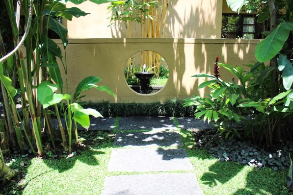 Grounds of Komaneka at Monkey Forest Ubud Bali