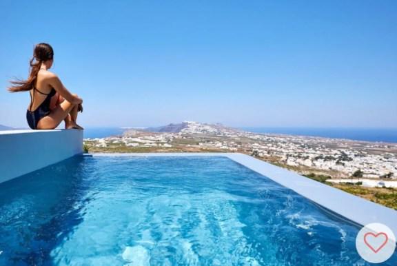 Vista Dall Alto 1 Airbnb in Santorini