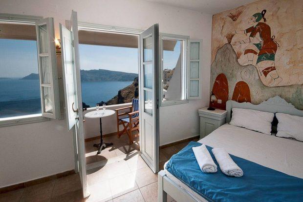 Studio 2 persons Oia Amazing view - Airbnb in Santorini