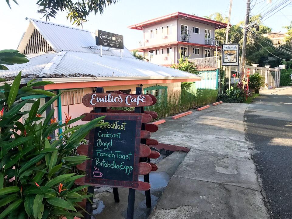 Emilio's Cafe Manuel Antonio Costa Rica