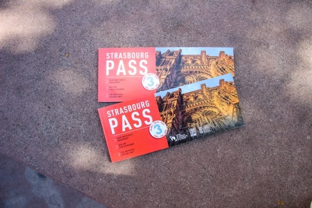 The Strasboug Pass