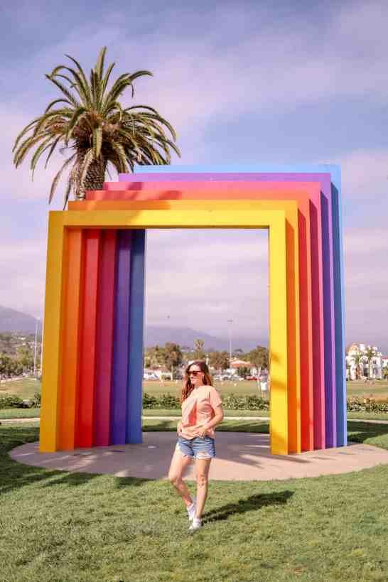 The Chromatic Gate Santa Barbara